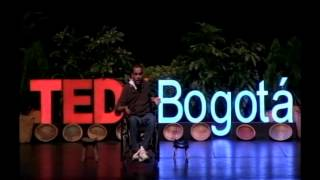 Download Juan Pablo Salazar at TEDxBogotá Video