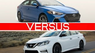 Download 2017 Sentra NISMO vs 2017 Elantra SPORT Video