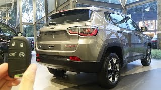 Download O JEEP COMPASS TRAILHAWK 2.0 AT! Chegou Para Ultrapassar Barreiras? Video
