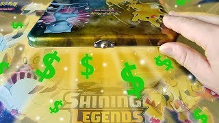 Download OVER $60 WORTH IN CARDS! 2 SECRET RARE PULLS! THE BEST SHINING LEGENDS COLLECTORS CHEST OPENING! Video