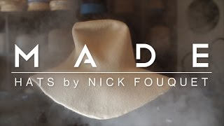 Download Why This Hatmaker Sets Fire to His $950 Felt Masterpieces Video