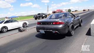 Download S Chassis vs BIG Single turbo 3000GT Video