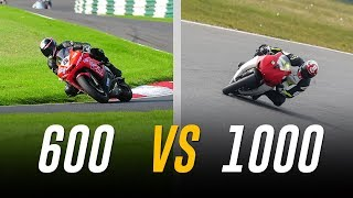 Download 600cc vs 1000cc on Track: The Differences & Which is Best? Video