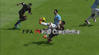 Download FIFA 14 - Foul Compilation Video