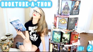 Download LEANING TOWER OF BOOK PISA | Booktube-A-Thon DAY 2 Video