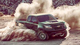Download 2017 Chevrolet Colorado ZR2 - Off-Road Pickup Video