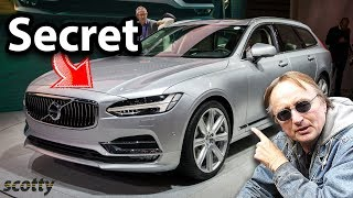 Download The Secret Volvo Doesn't Want You to Know About Their New Cars Video