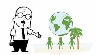 Download Sustainability explained through animation Video