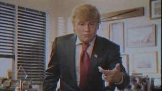 Download Johnny Depp Spoofs Donald Trump in Epic 'Funny or Die' Biopic Video