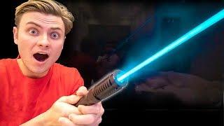 Download I FOUND A REAL STAR WARS LIGHTSABER!! Video