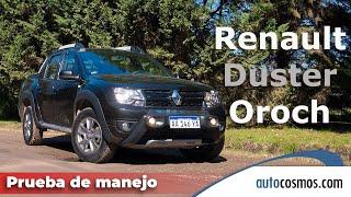 Download Renault Duster Oroch a prueba | Autocosmos Video