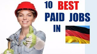Download 10 Best Paid Professions in Germany Video