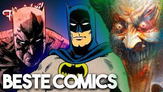 Download Die 10 besten BATMAN-COMICS aller Zeiten! Video