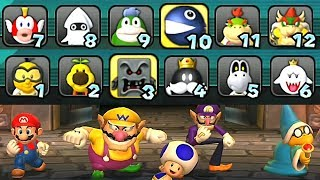 Download Mario Party 9 Boss Rush All Bosses #10 Video