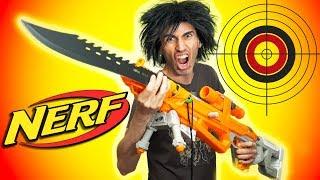 Download NERF Build Your Blaster: SNIPER Challenge! Video