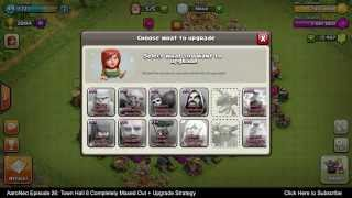 Download Town Hall Level 6 (TH6) Base MAXED OUT Completely Upgrade Strategy for Clash of Clans Video