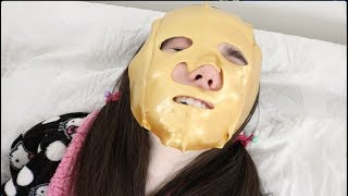 Download TRYING DIFFERENT FACE MASKS! Video