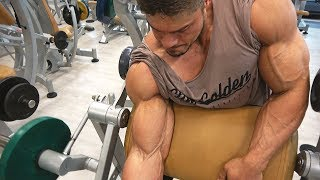 Download Epic BACK 'N BICEPS Workout - Classic Bodybuilding Video