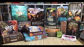 Download Top 11 Board Games of 2016 - Board Game Spotlight Video
