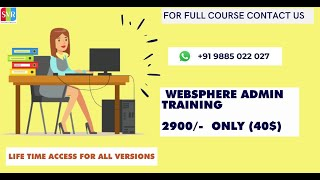 Download WebSphere Application Server Tutorial Videos Session 01 | WebSphere Online Training Videos Video
