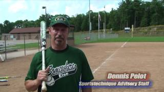Download Softball Hitting Tips. Hit 50 Feet Further by Snapping the Hips n Wrists in Sync.SM10 Video
