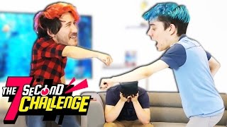 Download 7 Second Challenge: LAUGHING WAY TOO HARD Video
