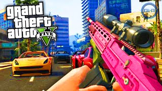 Download GTA 5 Gameplay Online ″NEW CAR & HOUSE!″ - (Grand Theft Auto V PS4 Xbox One) Video