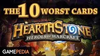 Download The 10 Worst Cards in Hearthstone Video