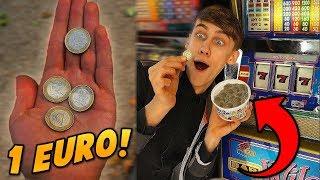 Download 1 DAG LEVEN MET 1 EURO OP DE KERMIS! *Hoofdprijs Gewonnen!* Video
