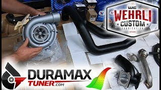 Download Truck Upgrades with Duramaxtuner and Wehrli Custom Fab: Day 1 Video