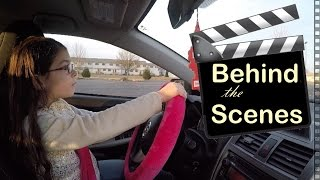 Download BEHIND THE SCENES: 7 Year Old Driving A Car Video