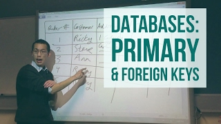 Download Primary & Foreign Keys Video