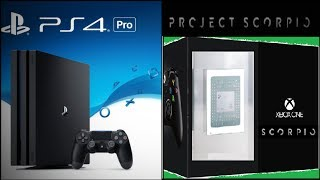 Download PS4 Pro Needs to Stop Holding Xbox Scorpio Back! Final Fantasy 7 Remake Is Never Coming Video