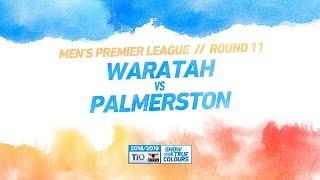 Download Waratah vs Palmerston: Round 11 - Men's Premier League: 2018/19 TIO NTFL Video