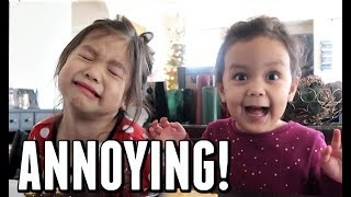 Download THE ANNOYING SISTER! - Dancember 19, 2017 - ItsJudysLife Vlogs Video