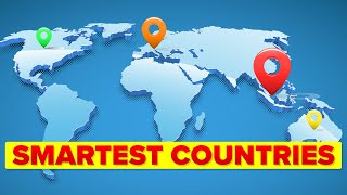Download Smartest Countries Around the World Video