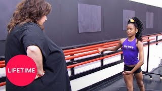 Download Dance Moms: Nicaya Auditions for the ALDC (Season 2 Flashback) | Lifetime Video
