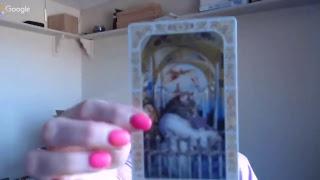 Download ArwenTarot: Baroque Bohemian Cats Tarot (Magic Realist Press) WalkThrough Video