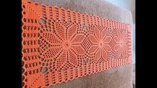 Download Masa Örtüsü, Runner Modelleri & Crochet Video