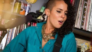 Download Raquel Sofia: NPR Music Tiny Desk Concert Video