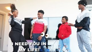 Download FLIRTING WITH NIQUE ON KING & KEN!!! (MUST WATCH) Video