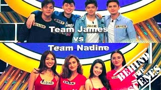 Download Family Feud Vlog with JaDine featuring MayMay, Donny Pangilinan, Barbie Imperial and more!! Video