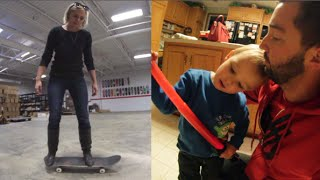 Download ADIML 29: My Wife Can Skateboard! Video