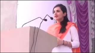 Download फतेहपुर की लाड़ली मेरिट होल्डर रुखसार और शेखावाटी की युथ अकॉइन फरहा का मोटिवेशनल स्पीच Video