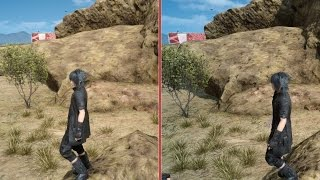 Download Final Fantasy XV Graphics Comparison: PS4 vs. Xbox One Video