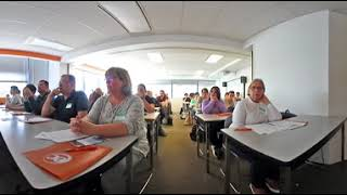 Download Welcome to learning English at EC Vancouver, Canada 360 VR Video