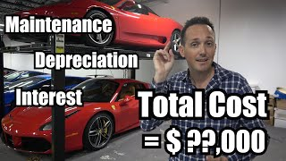 Download What it Cost me to Rent a Ferrari 458 for a Year Video
