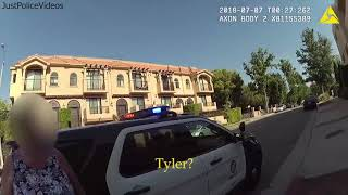 Download Police Shootout with Pro Basketball Player Tyler Honeycutt Video