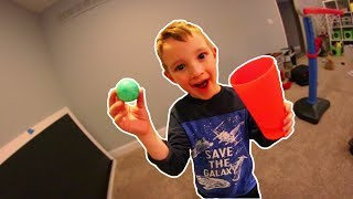 Download 6 YEAR OLD MAKES EPIC TRICK SHOTS! Video