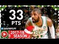 Download Kyrie Irving Full Highlights vs Jazz (2017.12.15) - 33 Pts, 6 Assists Video